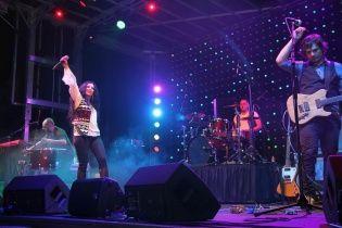 Співачка LAMA дала концерт у США
