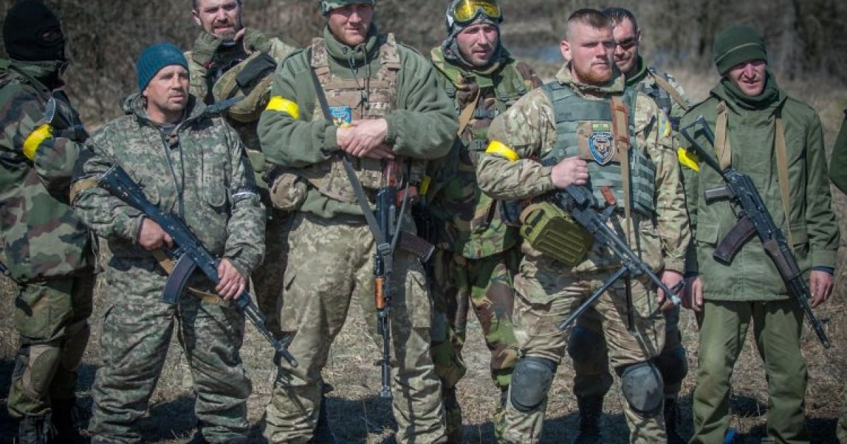 В Киеве российское посольство окажется на улице Добровольческих батальонов