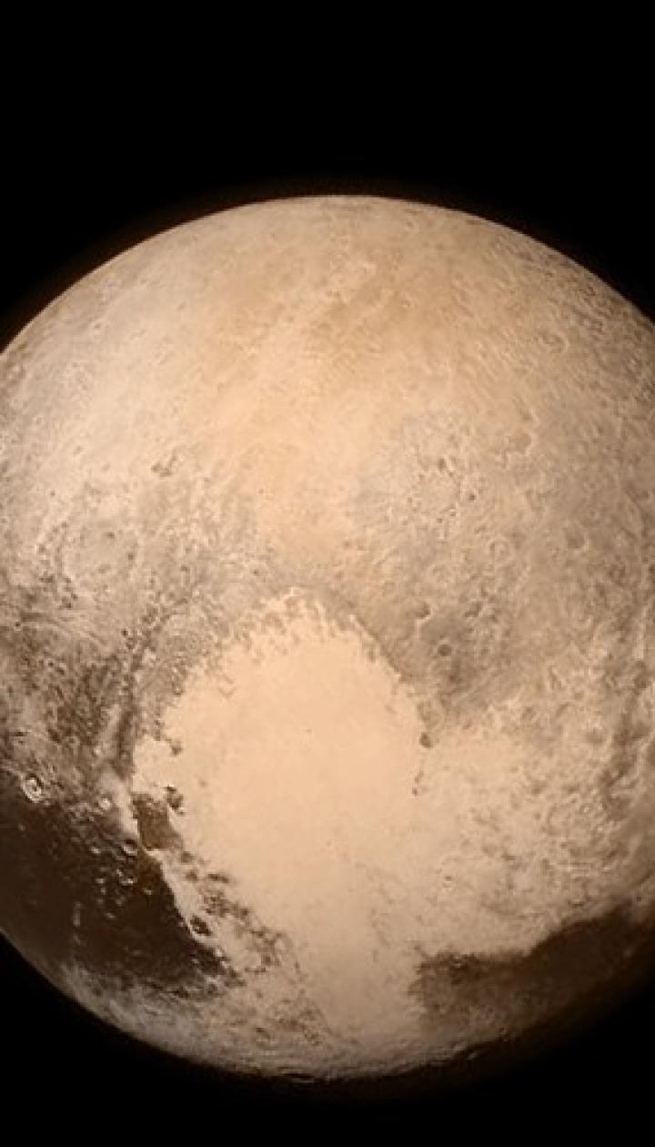 Плутон @ NASA