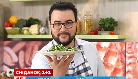 Рецепт малосольных огурцов от Руслана Сеничкина