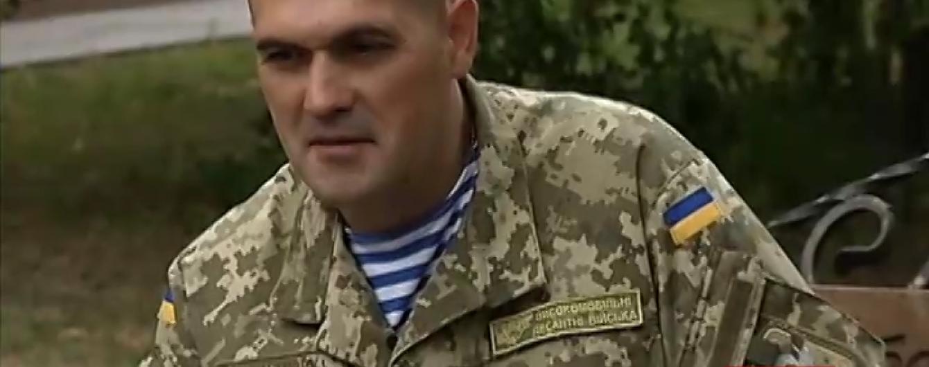 """Комбат Кузьміних вперше розповів, як Захарченко схиляв його перейти на бік """"ДНР"""""""