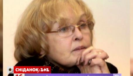 Сегодня Аде Роговцевой исполняется 78 лет