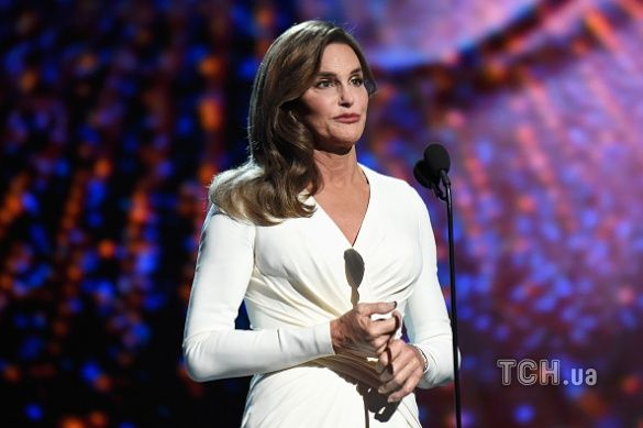 Кейтлін Дженнер на ESPY Award_1