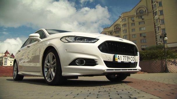 Тест-драйв Ford Mondeo 2015: Выходные. Затока. Мондео