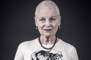Проект Вивьен Вествуд: Памела Андерсон, Кейт Мосс и другие звезды примеряли футболки