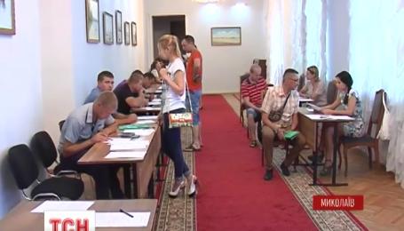 В Николаеве начали набор в новую патрульную службу
