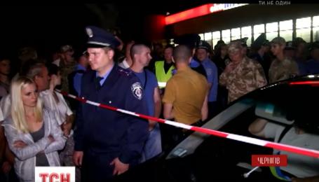 У Чернігові вибухнув передвиборчий антикорупційний скандал