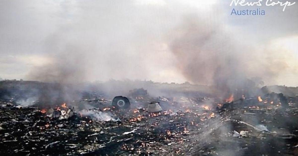 В СБУ сообщили, когда будет обнародован заключительный отчет по катастрофе Boeing 777