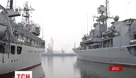 Сегодня в Черном море стартуют многонациональные учения «Морской щит»