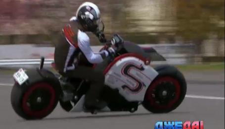 Японец создал мотоцикл мечты