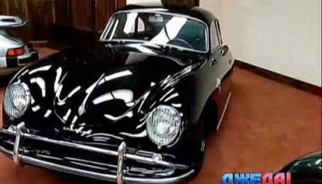 В Дании выставили на аукцион уникальное собрание ретро-автомобилей