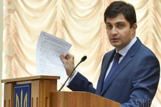 """Сакварелізде заявив, що порушив українську """"прокурорську етику"""""""