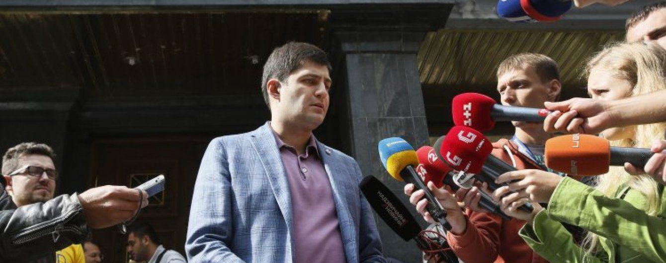 Сакварелідзе зізнався, що політичне керівництво України ревнує його до крісла генпрокурора