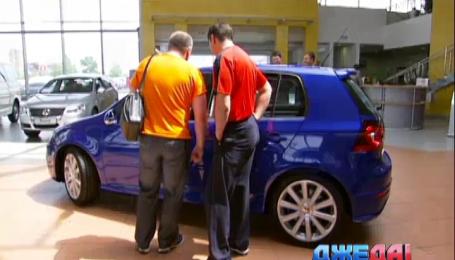 Украинские активисты борются за отмену пошлины на ввоз подержанных авто