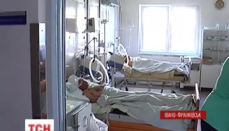 В жилом доме в Ивано-Франковске взорвалась граната