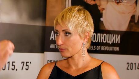 Виктория Тигипко о сотрудничестве с Саакашвили относительно Одесского кинофестиваля