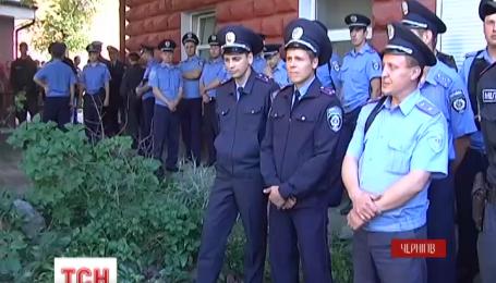 В Чернигове активисты по всему городу находят пункты, где скупают голоса