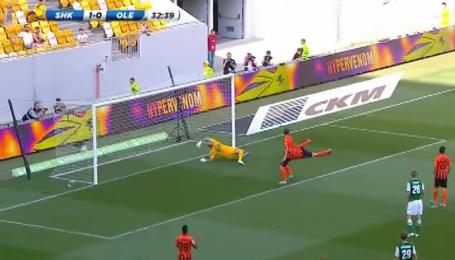 Шахтар - Олександрія - 2:0. Відео матчу