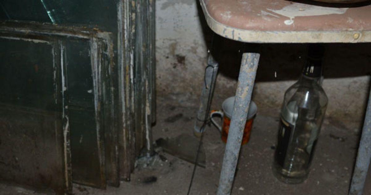 Наразі встановлюють походження знайдених предметів @ ГУМВС України у Львівській області