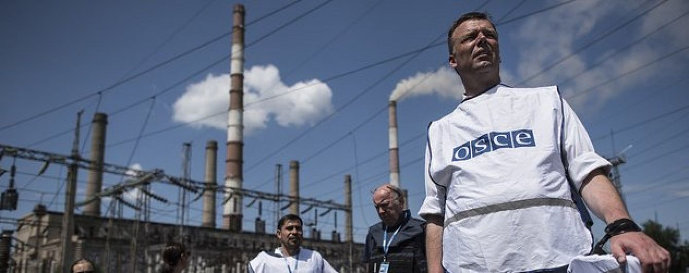 На Донбасі місія ОБСЄ відкриє нові патрульні бази