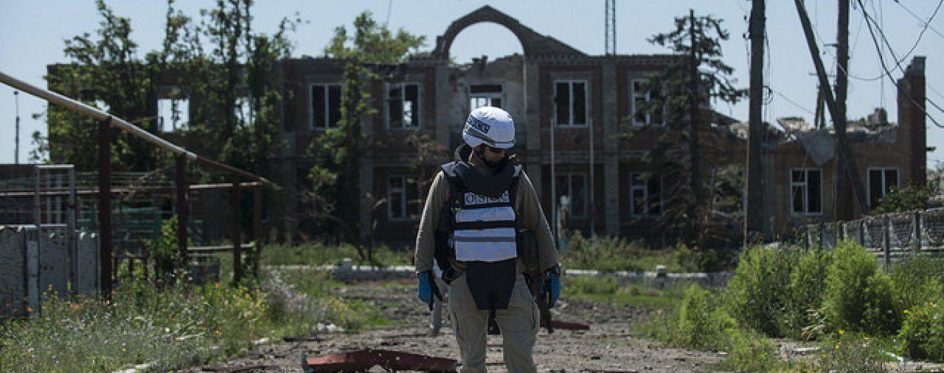 ОБСЄ: з початку року на Донбасі загинули 45 мирних жителів