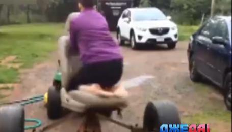 Подборка нелепых аварий из мировых дорог