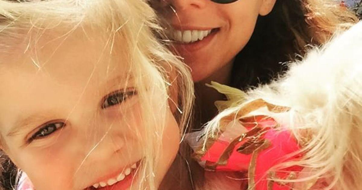 Молодшій доньці Сєдокової виповнилося чотири роки @ instagram.com/annasedokova