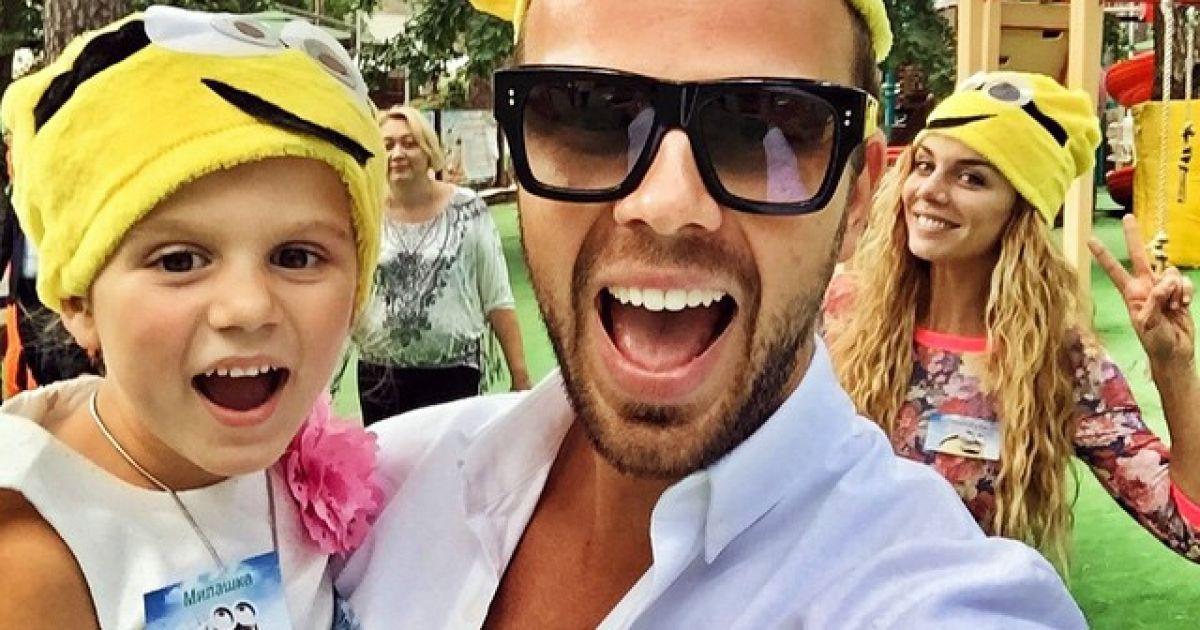 Молодшій доньці Сєдокової виповнилося чотири роки @ instagram.com/max_la