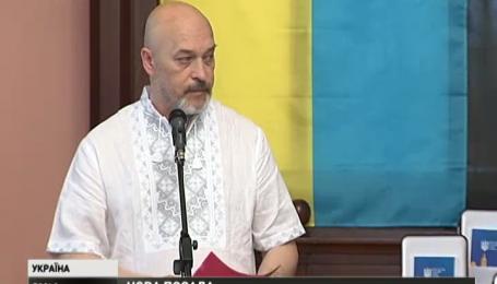 Новым губернатором Луганщины стал известный волонтер