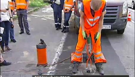 В Україні якістю доріг та їхнім будівництвом опікуватимуться іноземці