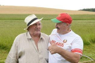"""Лукашенко дал два миллиона, чтобы """"новый русский"""" Депардье сыграл механика"""