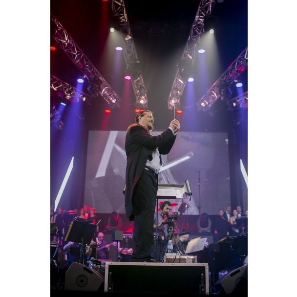 Симфонічний оркестр у Києві змусив по-новому зазвучати хіти Nirvana і Metallica