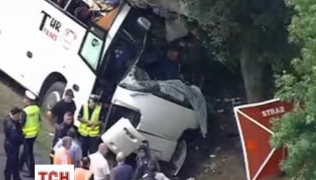 П'ятеро людей загинули в результаті аварії українського автобуса у Польщі