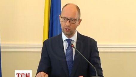 Яценюк рассказал о преимуществах децентрализации