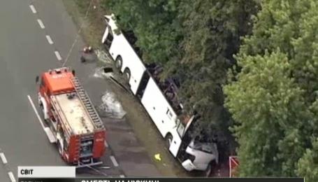 В Польше разбился автобус с украинцами