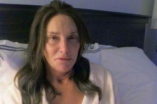 Кейтлин Дженнер шокировала своим видом без макияжа