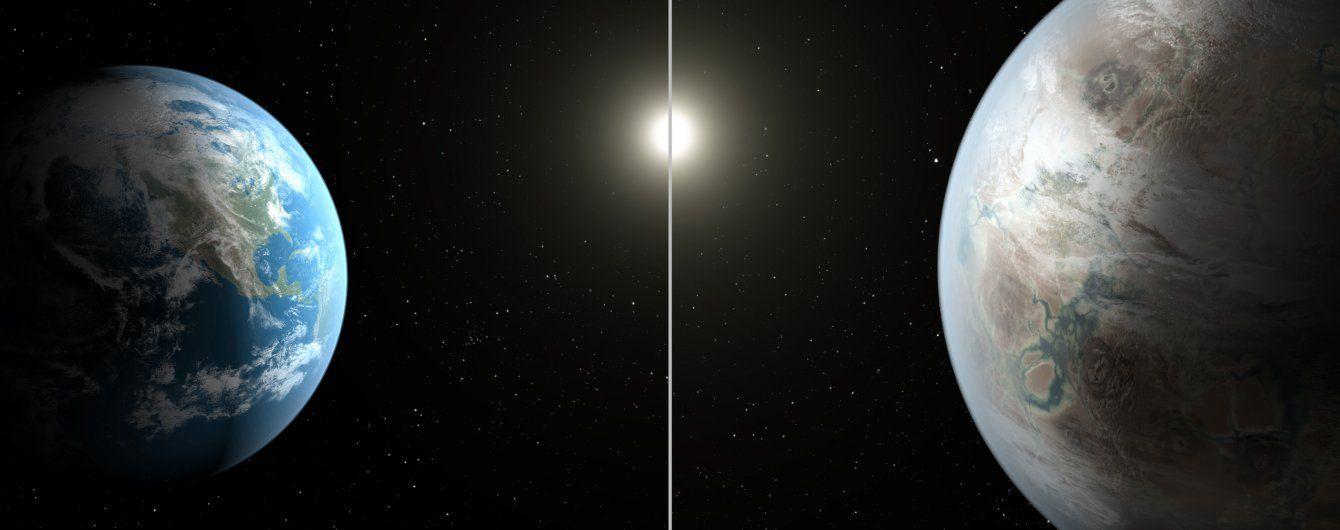 """NASA нашло """"новую версию"""" Земли"""