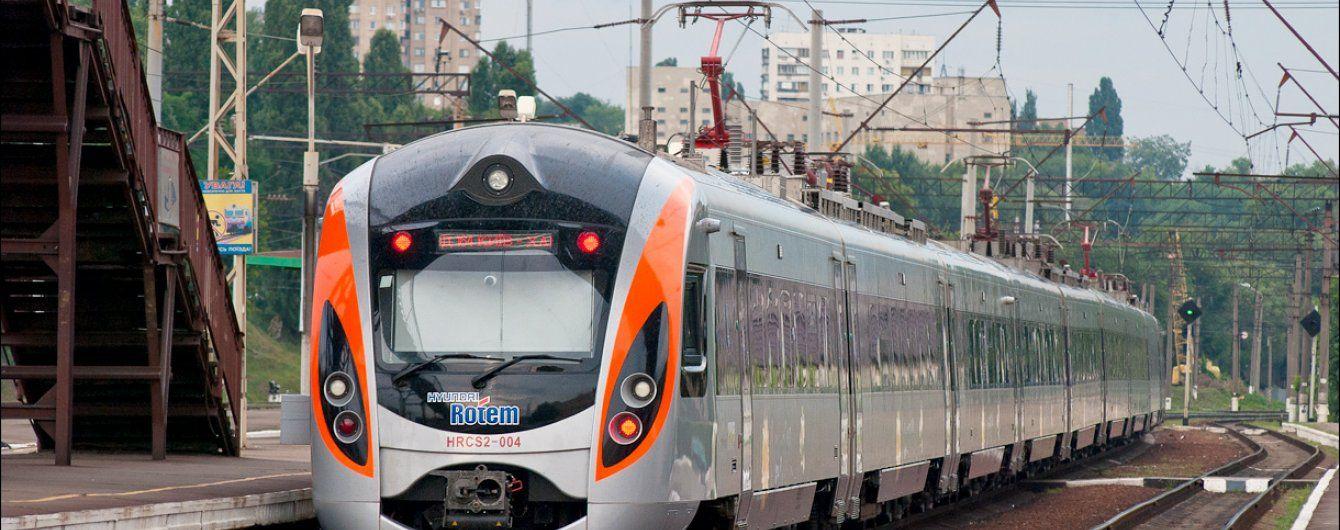 Швидкісний потяг Інтерсіті курсуватиме до ще одного південного міста