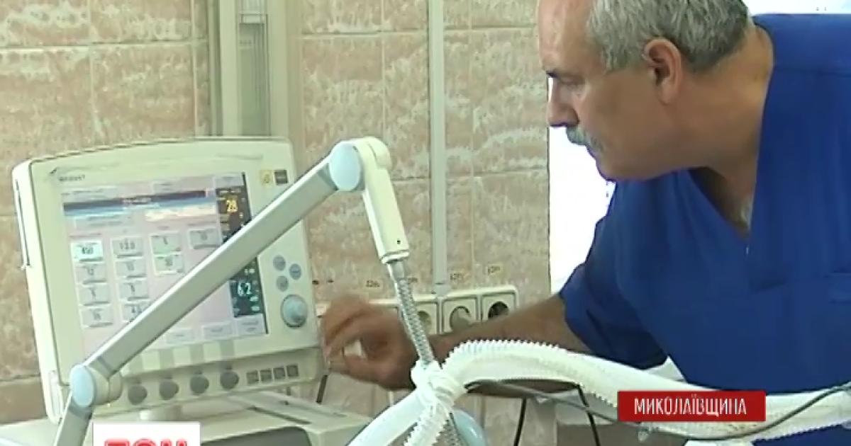 На Николаевщине после смерти роженицы анестезиолог пытался покончить с собой