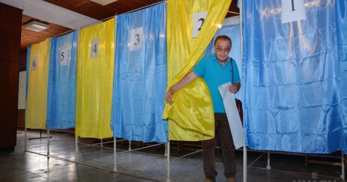 Євросоюз виділив Україні 3,5 млн євро на місцеві вибори