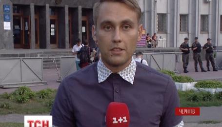 Результаты экзит-полов на довыборах в парламент в Чернигове