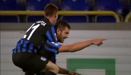 Дніпро - Чорноморець - 0:2. Відео голу Хочолави