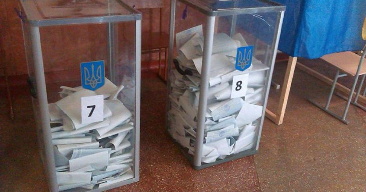 Выборы не будут проводить в 125 населенных пунктах Донетчины и 146 - Луганщины