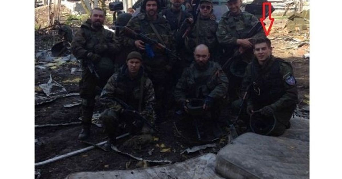 Снайперы РФ, которые орудуют  в рядах боевиков