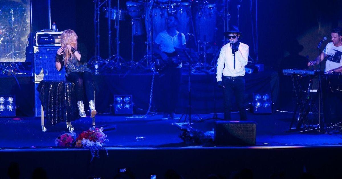 """Alekseev виступив на концерті Білик @ прес-служба каналу """"1+1"""""""