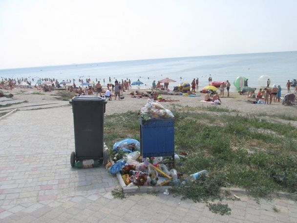Маленьке промислове місто під Одесою перетворилося на курорт – журналістка