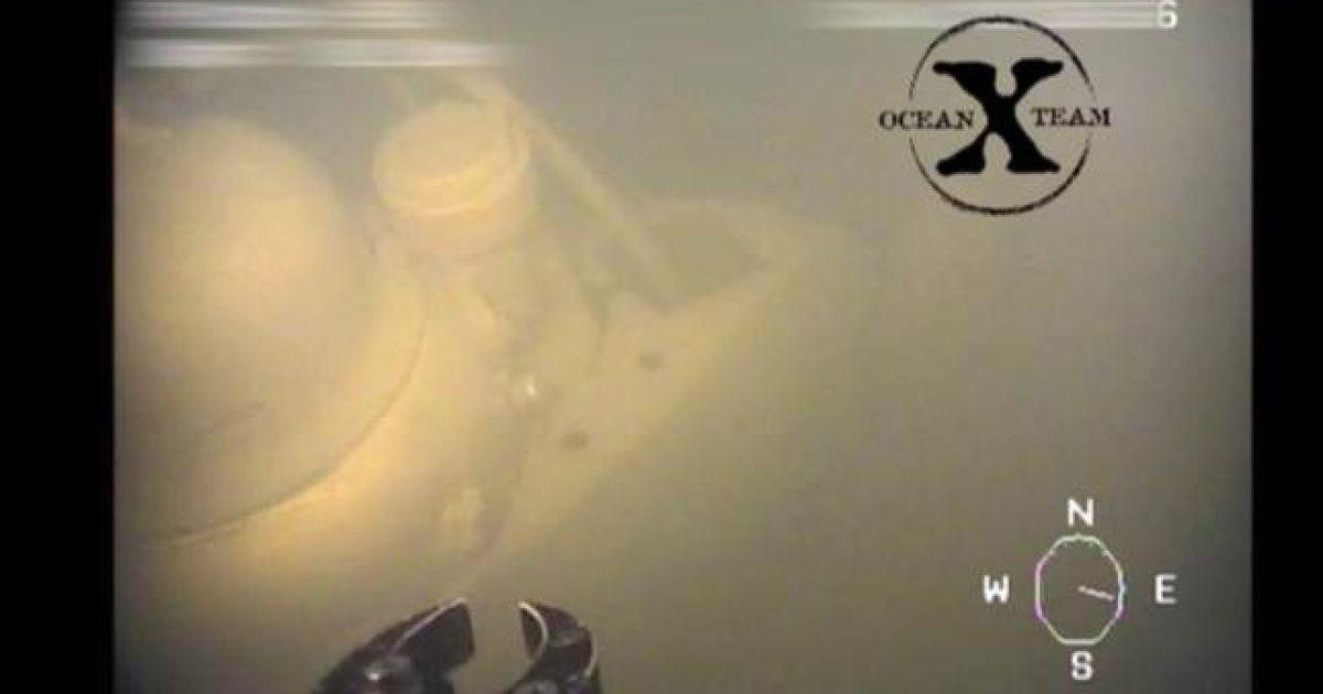Екіпаж невеличкого підводного човна може нараховувати від трьох до шести осіб @ oceanexplorer.se