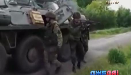 Пограничники задержали КамАЗ, который вез боеприпасы для боевиков