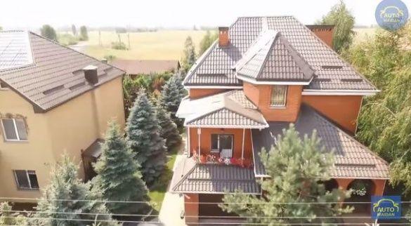 Будинок діамантового прокурора Корнійця