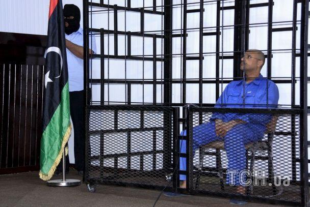 Син Каддафі балотуватиметься упрезиденти Лівії